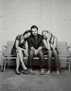 The Waifs from Australia - these guys are great - got to hang out with them in upstate New York - 2 sisters (Donna and Vikki) and Josh