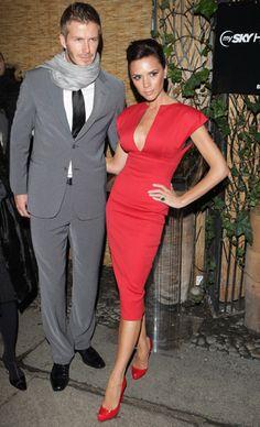 David y Victoria Beckham esperan su cuarto hijo - Foto 1