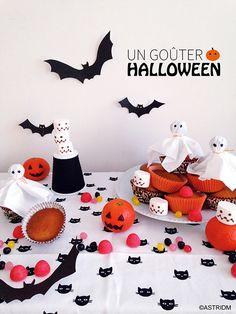 My Little Day Halloween diy printable chez my little day : jeu chamboule tout de halloween
