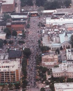 Panic in the Streets April 18, 1998 Downtown Athens, GA.