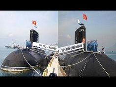 Có 6 Tàu Ngầm Kilo Của Nga, Hải Quân Việt Nam Làm Chủ Tình Hình Biển Đông.