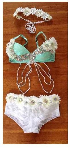 Rave bra ideas for edc