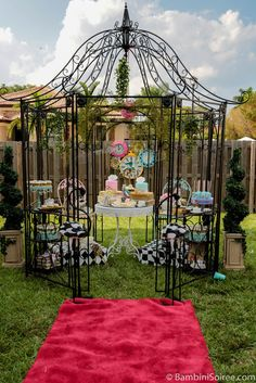 I want this as my tea room in my backyard