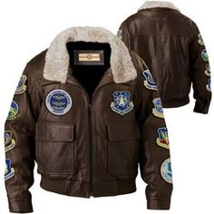 Flying Ace Men's Jacket