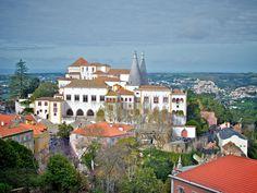 Синтра – это романтичный и очень живописный городок близ Лиссабона, расположенный посреди покрытых соснами холмов. Это одно из самых интересных мест для...