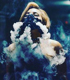 When will vaping masks be a thing? #vape #cbd #cannabis