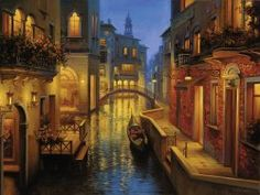 Ravensburger: Waters of Venice Jigsaw Puzzle (1500-Piece)