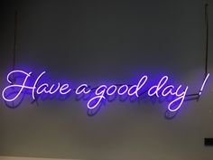Have a good day !! Made by neondesigns