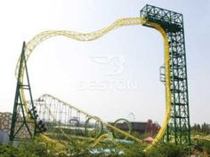 Roller Coaster Rides for Sale In South Africa - Beston Rides Roller Coaster For Sale, Biggest Roller Coaster, Best Roller Coasters, Roller Coaster Ride, Ring Roller, 6 Train, Amusement Park Rides, South Africa, Philippines