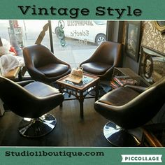 Vintage is always in style at Studio 11 Boutique #vintage #midcentury #modern #retro #style