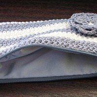 Taštičky a pouzdra / Zboží prodejce CIRO design Blanket, Sewing, Crochet, Dressmaking, Couture, Stitching, Ganchillo, Blankets, Cover