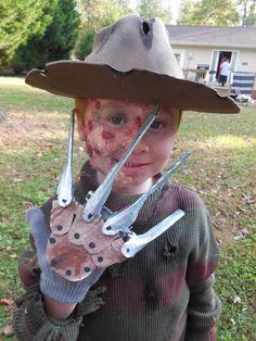 My Diy Freddy Krueger Costume For Son & diy freddy krueger costume | Poemsrom.co