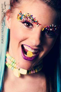 candy makeup!