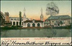 Expozitia din 1906 Bucharest, Mecca, Time Travel, Pavilion, Romania, Taj Mahal, Building, Traveling, Prussia