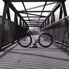 #Quella #berrr #old #iphone #bnw #bnwphotography #new #bike #bicycle #biking #cycling #fixed #fixie #fixedgear #singlegear #singlespeed