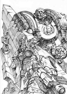 Warhammer by Agustinus on deviantART
