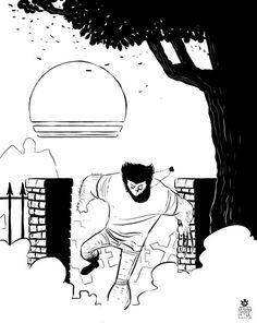 Wolverine by George Kambadais