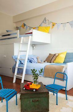 DESIGN OF CHILDREN'S ROOM FOR TWO CHILDREN: 50+ FRESH IDEAS