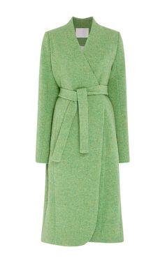 Tundra coat by MARK KENLY DOMINO TAN for Preorder on Moda Operandi