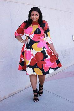 b263448e0a29d Plus Size Fashion for Women - Plus Size Dress  plussize   PlusSizeSpecialOccasionDressstyle  plussizefashionforwomen