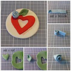 simple valentine cupcake topper2