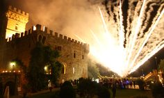 Vincigliata Castle | Castle for weddings, receptions, ceremonies and events in Florence, Tuscany