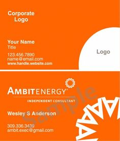 Ambit Business Cards 35 1000 Full Color Double Sided Free Shipping
