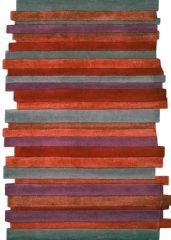Chelsea Magenta Rose Rug via @Cort Furniture