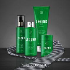 Men's Legend Kit   www.pureromance.com/annelisaalvarado Facebook; Annelisa.Mendoza