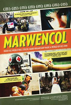 Marwencol (2010) A man uses art to help himself heal after a traumatic brain injury.