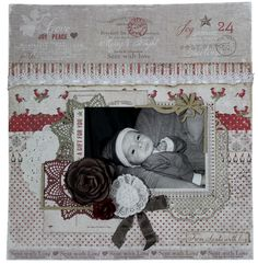 From Santa with love - Scrapbook.com