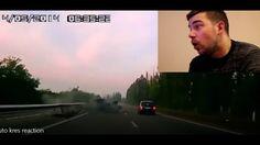 Car Crash Compilation J.T.VIDEOS (REACTION)