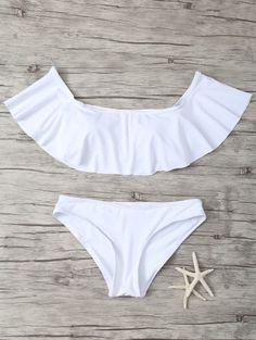 GET $50 NOW | Join Zaful: Get YOUR $50 NOW!http://m.zaful.com/ruffles-off-shoulder-bikini-p_221729.html?seid=av1a76mvdv2pequjqeftofrb15zf221729