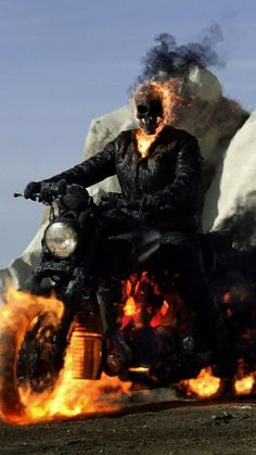 Ghost Rider Wallpaper 28