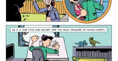 Advice From the Creator of Calvin and Hobbes. I feel validated, finally. (full comic through the link)