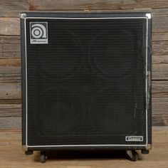 Ampeg SVT410HE Cabinet USED