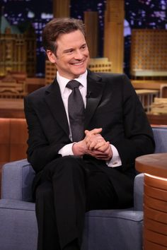 The League of British Artists: 'Tonight Show': Colin Firth reveals 'Pride & Preju...