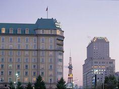 ホテルモントレ札幌&ホテルモントレエーデルホフ札幌      Edelhof & Hotel Monterey Sapporo Hotel Monterey Sapporo