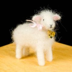 Woolpets Sheep Needle Felting Kit