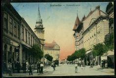 Subotica = Szabatka, Vojvodina - Serbia