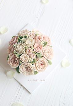 Wedding Cake_웨딩플라워 케이크 : 네이버 블로그