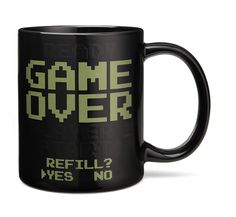 Ready Player 1 Heat-Change Mug