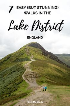 Fancy a stroll in the beautiful Lake District countryside but dont fancy taking on anything too taxing? Here are 7 easy walks in the Lake District that are just as beautiful as many of the more famous lofty peaks. Oh The Places You'll Go, Cool Places To Visit, Places To Travel, Travel Destinations, Backpacking Europe, Lake District Walks, England Lake District, Bucket List Europe, Walking Routes