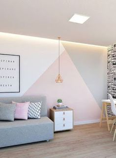 Fantastic Wall Painting Decor Ideas Fantastic Wall Painting Decor Ideas Home Decor Fantastic Wall Painting Decor Ideas Related. Girl Bedroom Walls, Girl Room, Bedroom Decor, Entryway Decor, Bedroom Ideas, Wall Painting Decor, Painting Designs On Walls, Wall Painting Living Room, Paint Designs