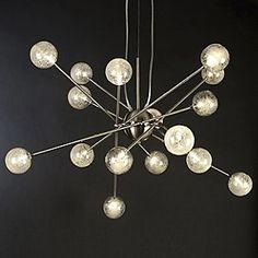 Special Offers Available Click Image Above: Galaxia Chandelier By Trend Lighting