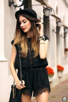 FashionCoolture - 28.08.2015 look du jour al black lace Slywear (2)