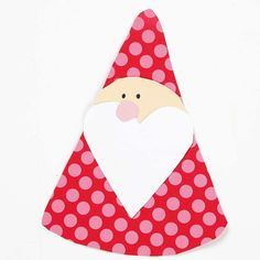 I like him better without arms and legs! Preschool Christmas, Noel Christmas, Christmas Crafts For Kids, Christmas 2017, Winter Christmas, Christmas Stockings, Christmas Decorations, Christmas Ornaments, Holiday