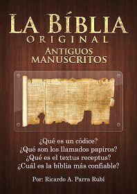 """EL YISRAEL DE YAHWEH: """"LA BIBLIA ORIGINAL"""""""