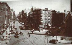 Salina and Onondaga Avenues 1920