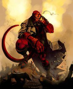 hellboy |